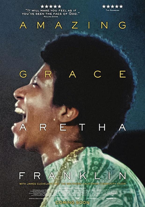 [Critique ciné] Amazing Grace, bien plus qu'un film de concert