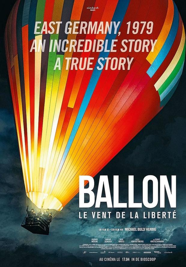 [Critique ciné] Ballon - Le Vent de la liberté: drame à l'essence très télévisée