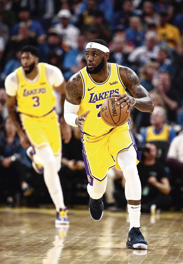 NBA: à quoi s'attendre pour cette nouvelle saison?