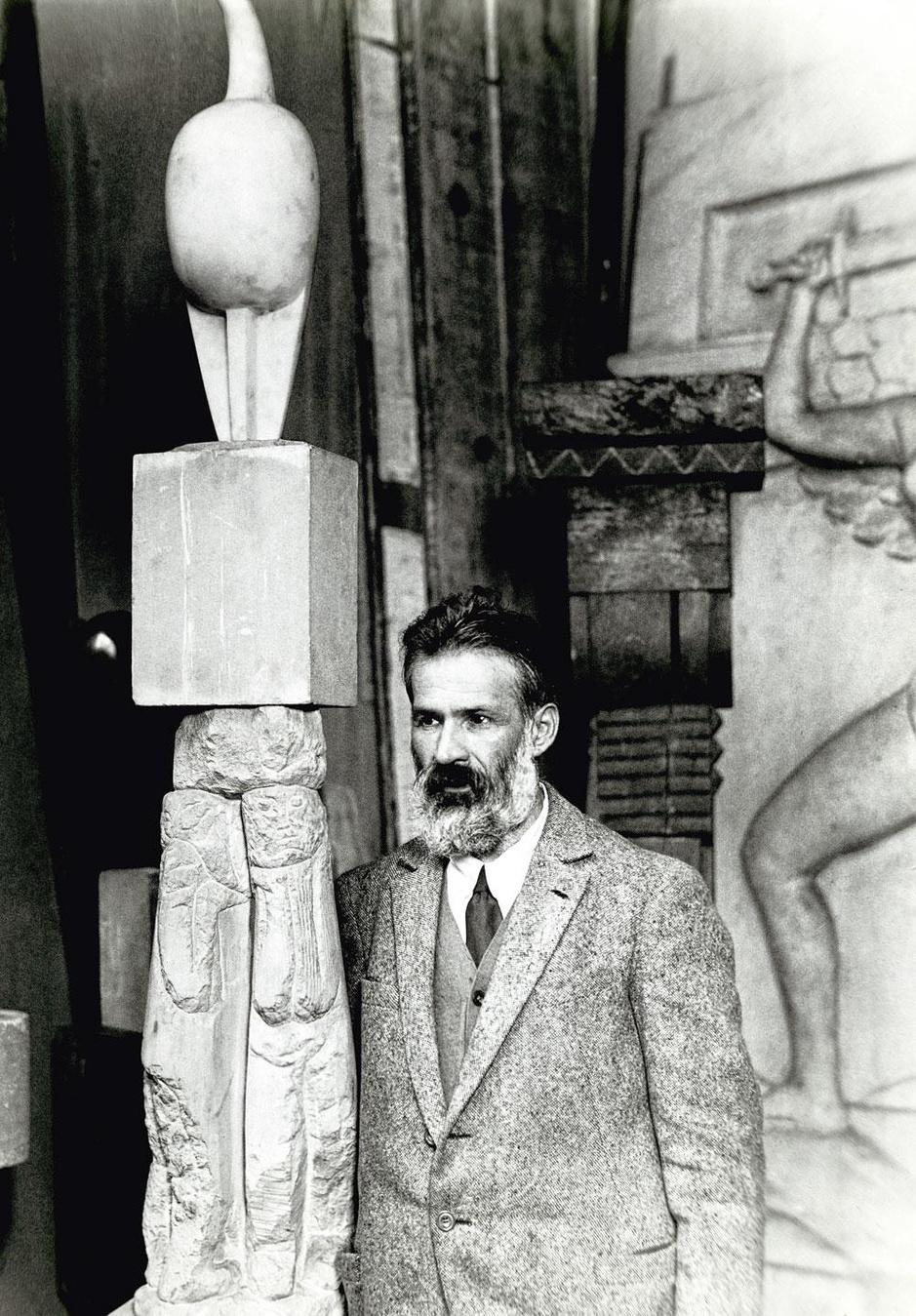 Europalia eert Constantin Brancusi: portret van een onzichtbare meester