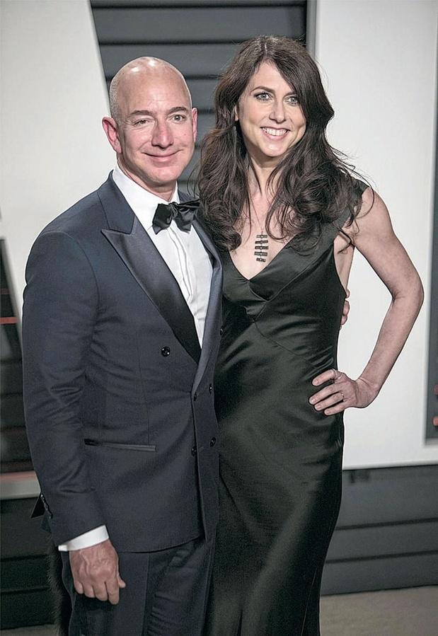 Le divorce des Bezos rondement mené
