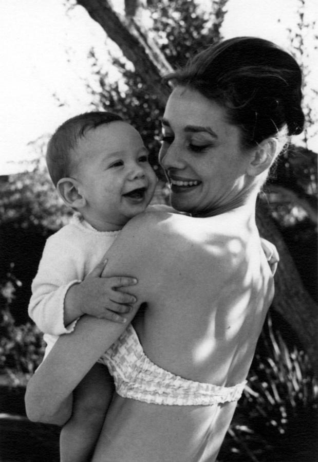 Iconische Audrey