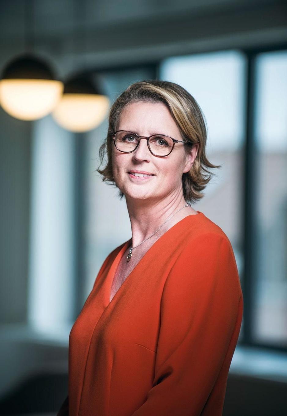 CFO of the Year Catherine Vandenborre (Elia): 'Ik ben gepassioneerd door maatschappelijke kwesties'