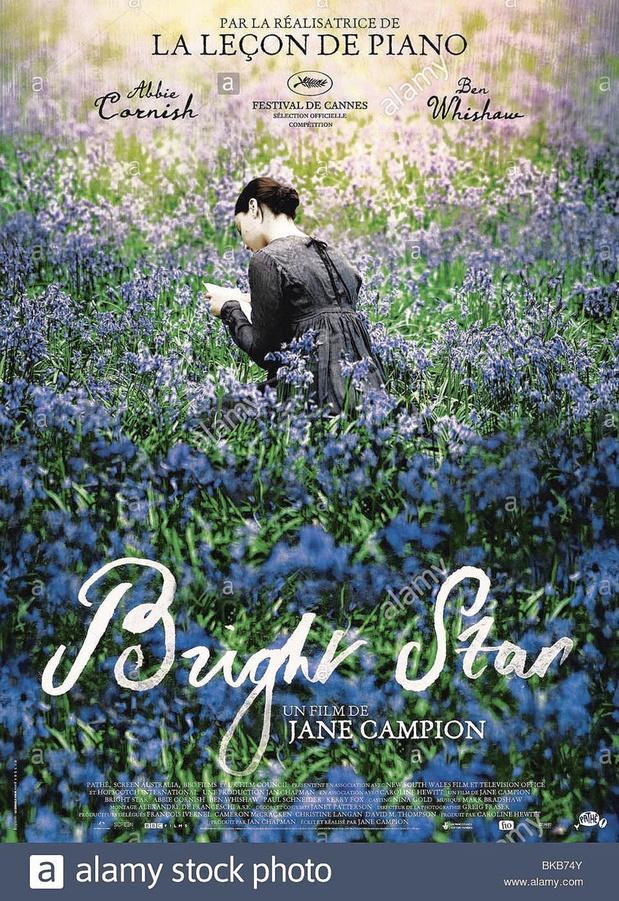 10/ Bright Star De Jane Campion (2010)