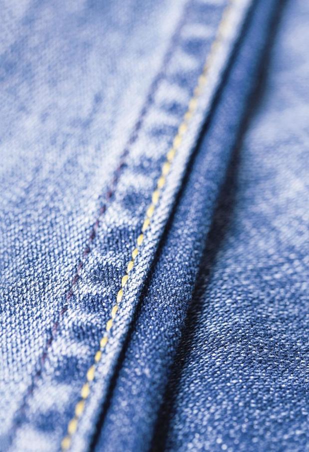 Kun je van oude vezels nieuwe jeans maken?