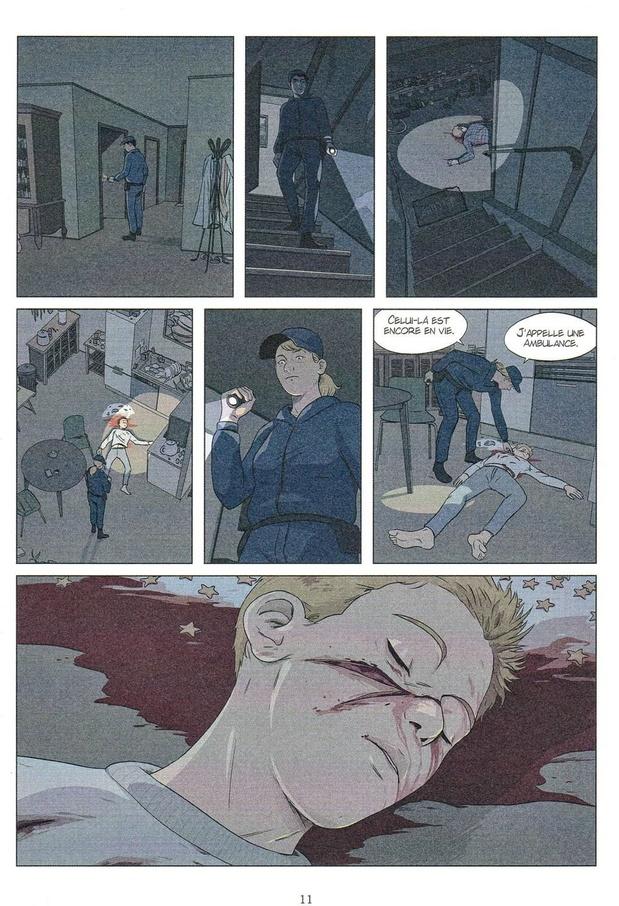 Réveil douloureux