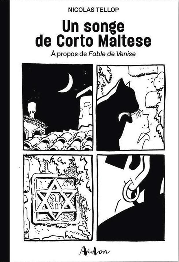 Un songe de Corto Maltese