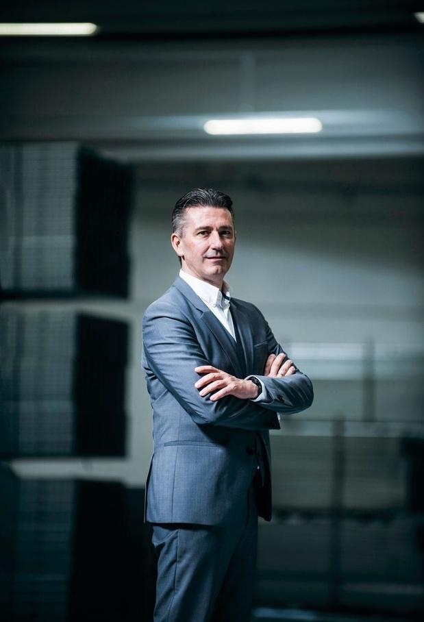 Filip Goris (metaalproducent Vergokan): 'Elk groot gebouw bevat ons materiaal'
