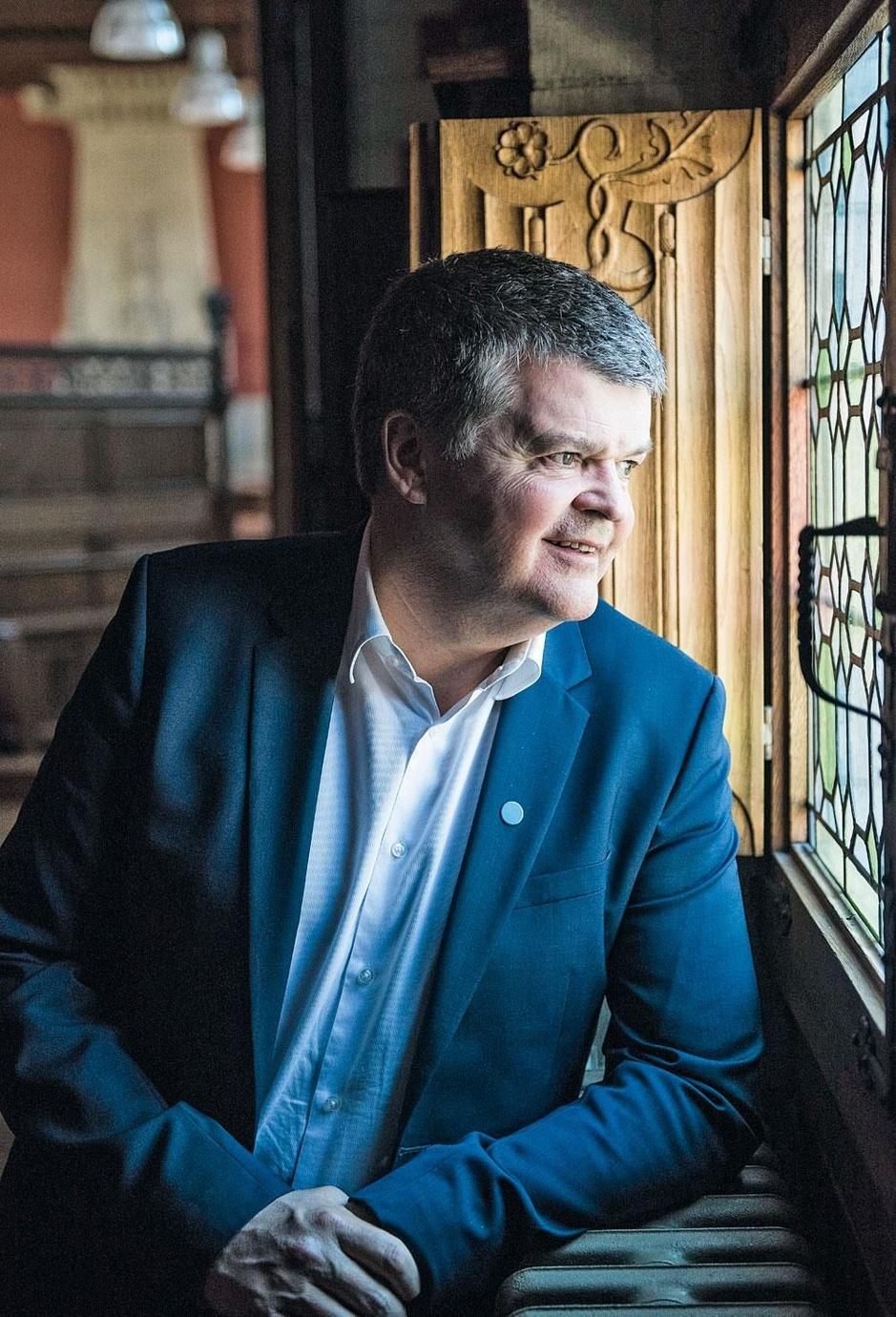 Bart Somers (Open VLD): 'Vlaanderen zal dezelfde weg als Mechelen moeten volgen'