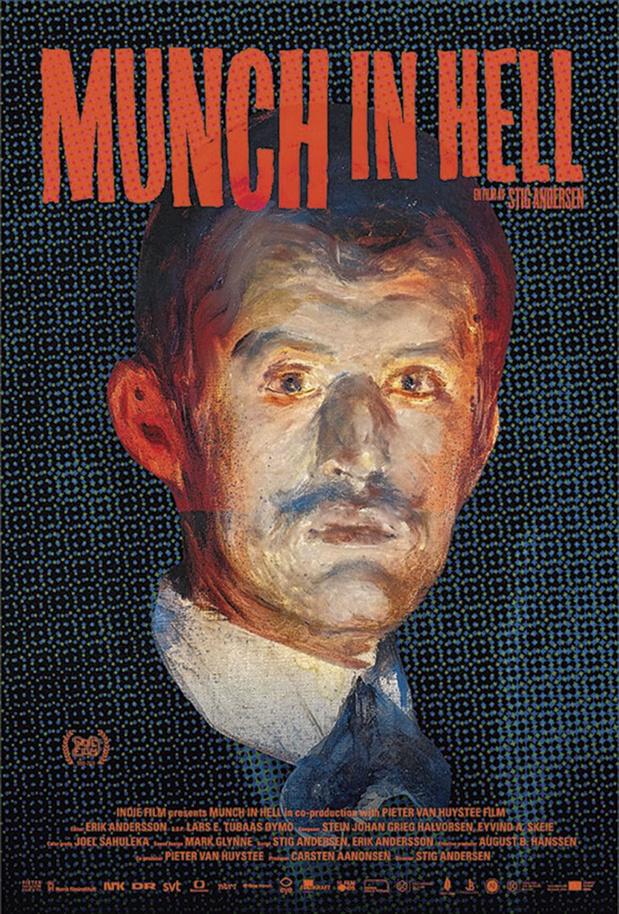 Edvard Munch - Een hels leven