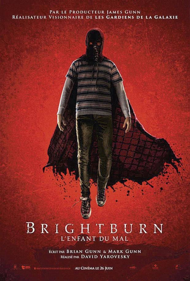 [Critique ciné] Brightburn: rien de neuf sous le soleil