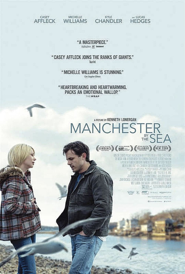 6/ Manchester by the Sea De Kenneth Lonergan (2017)