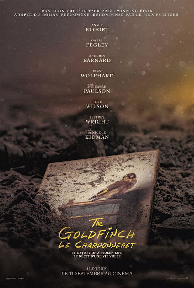 [Critique ciné] Le Chardonneret (The Goldfinch), laborieux en tout point