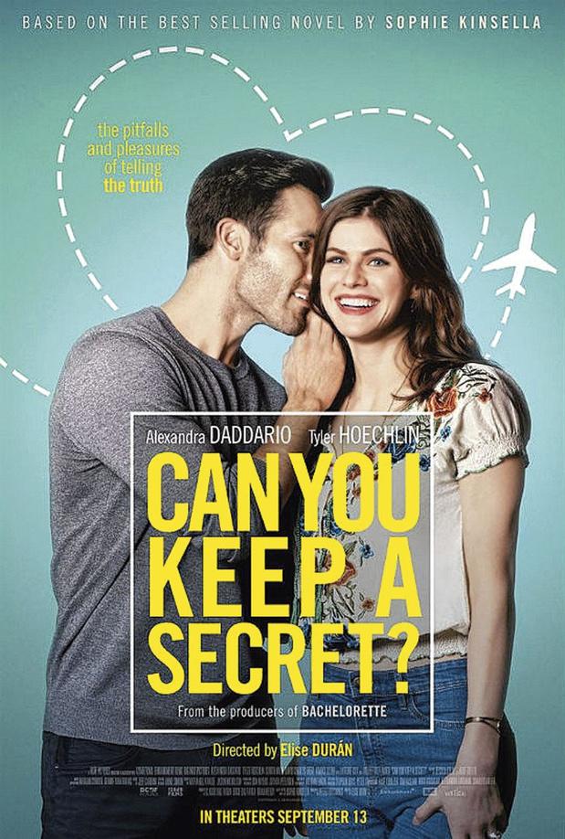 [Critique ciné] Can You Keep a Secret?, surjoué et réalisé sans grâce