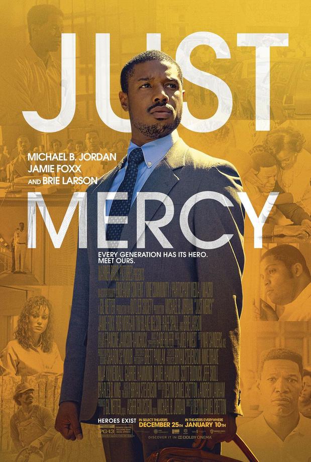[Critique ciné] Just Mercy, conventionnel mais des plus émouvants