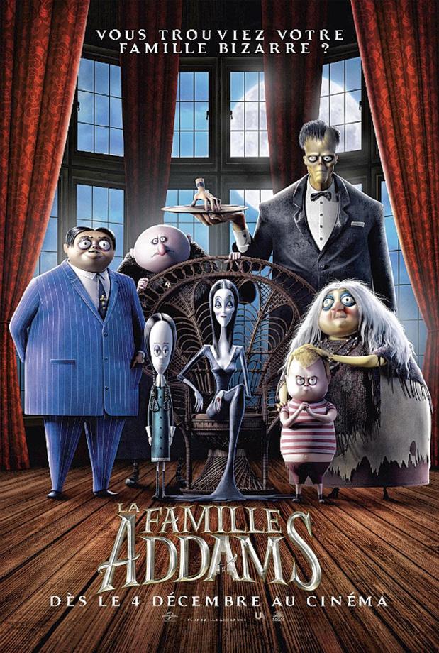 [Critique ciné] The Addams Family, une réussite