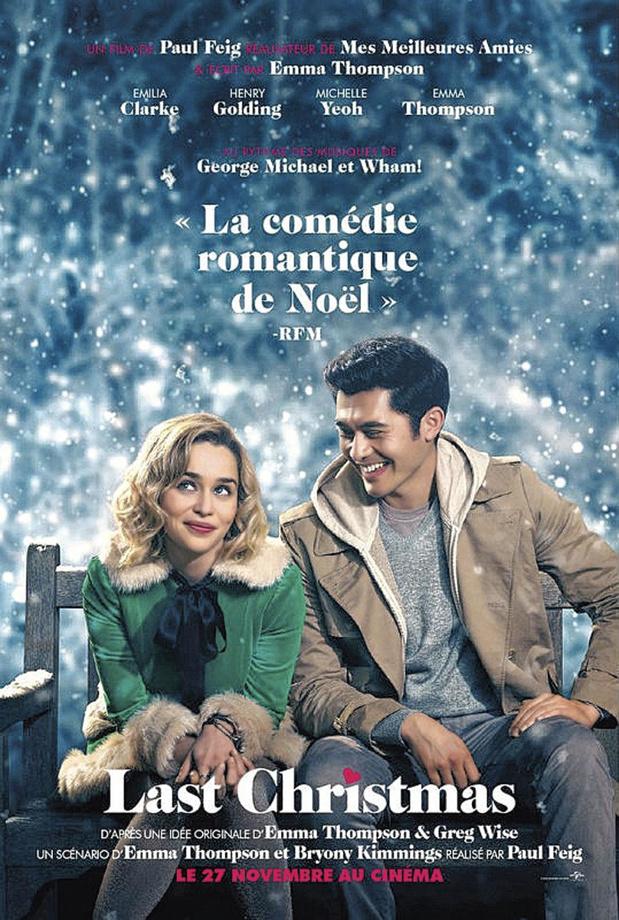 [Critique ciné] Last Christmas, un petit film au charme réel