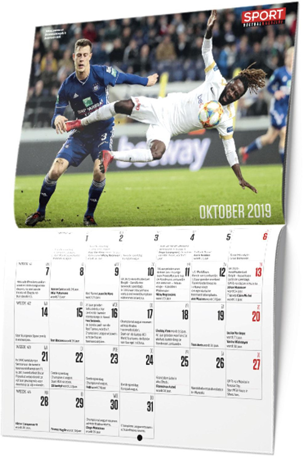 Sportkalender bij S/VM: prangende foto's & dagelijkse weetjes