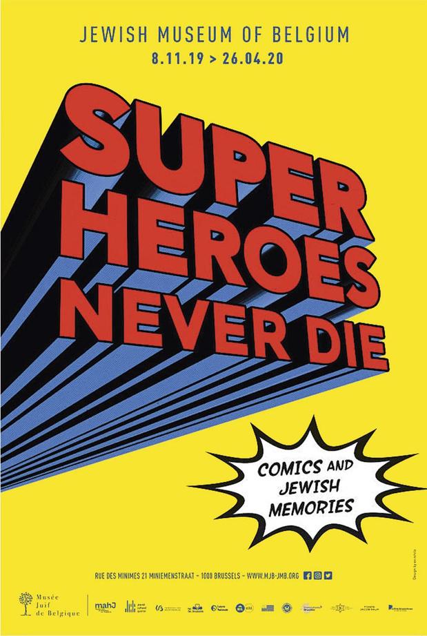 3. Superheroes Never Die