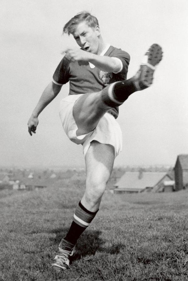 Bobby Charlton De man die na München nog zelden lachte