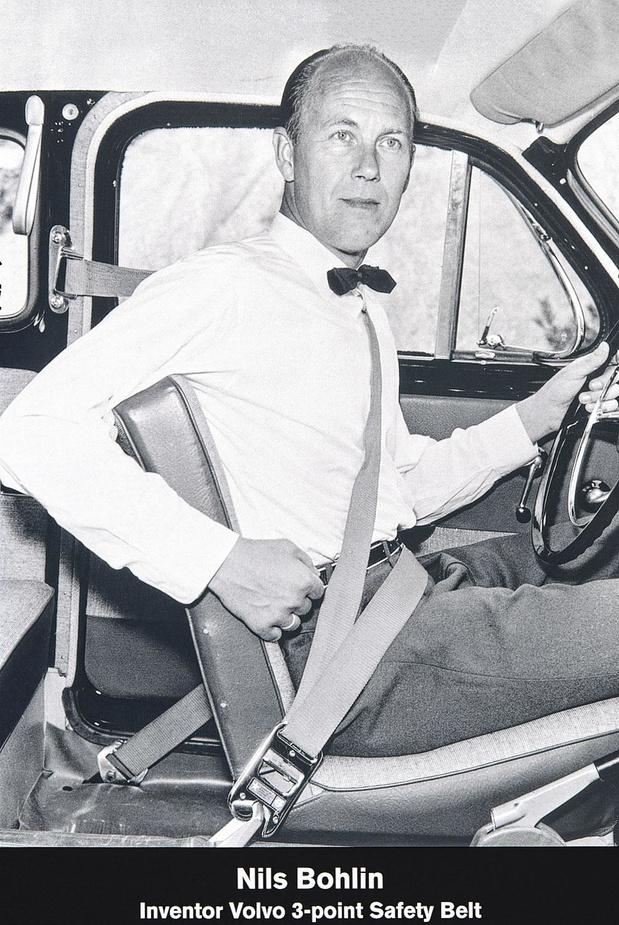 La ceinture a 60 ans