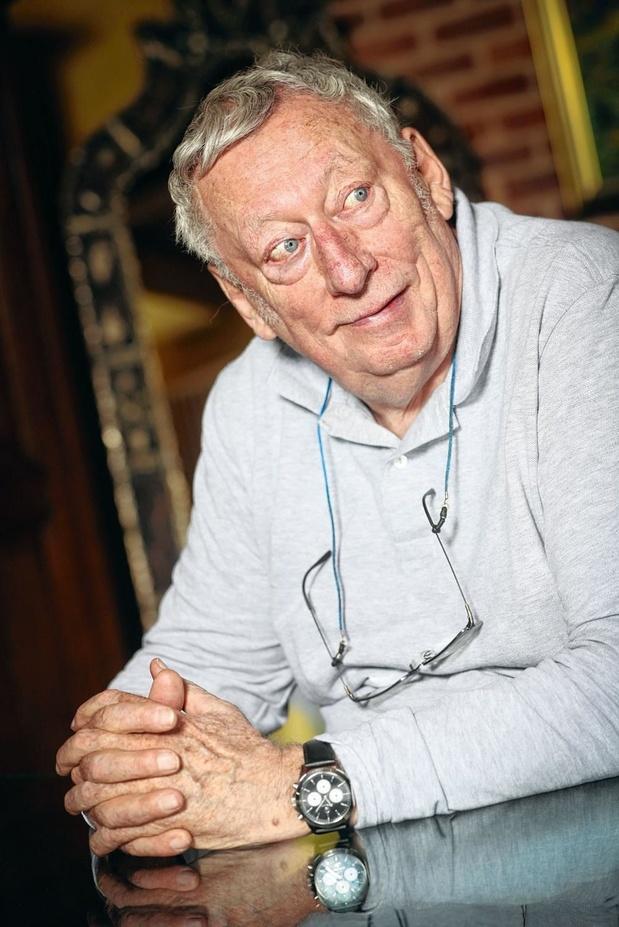 KBVB-voorzitter Gérard Linard: 'Liefst een Franstalige opvolger'