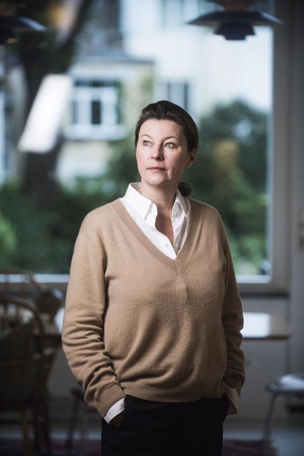 L'art selon la curatrice belge Anne Pontégnie