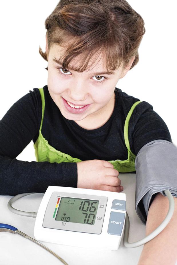Hypertensie bij 4% van de kinderen