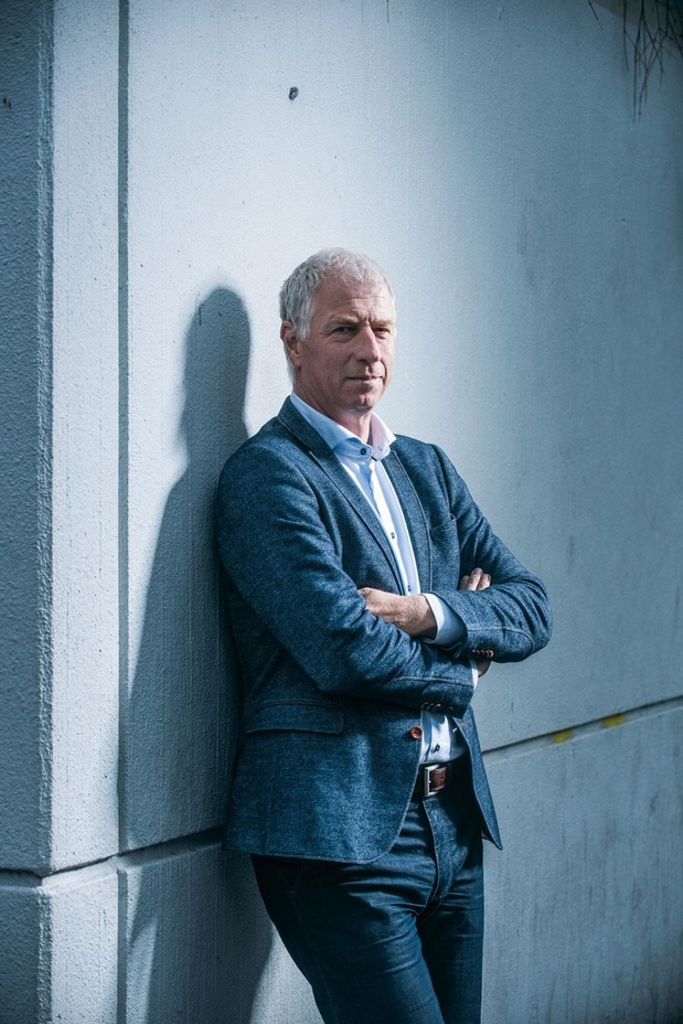 Hans Bruyninckx (Europees milieuagentschap): 'Klimaatverandering is geen religie, het is wetenschap'