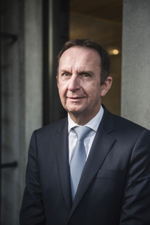 CEO Hans Van Bylen: 'Ik laat Henkel kerngezond achter'