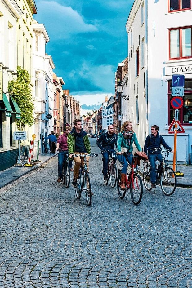 La Flandre à vélo