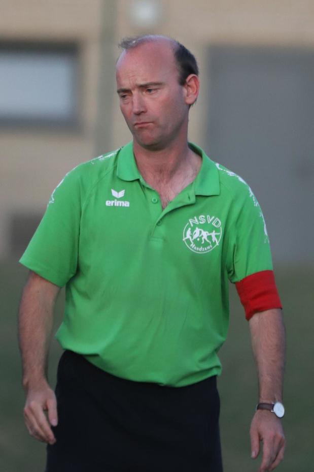 Johan Verbeke is de nieuwe coach van Merkem Sport