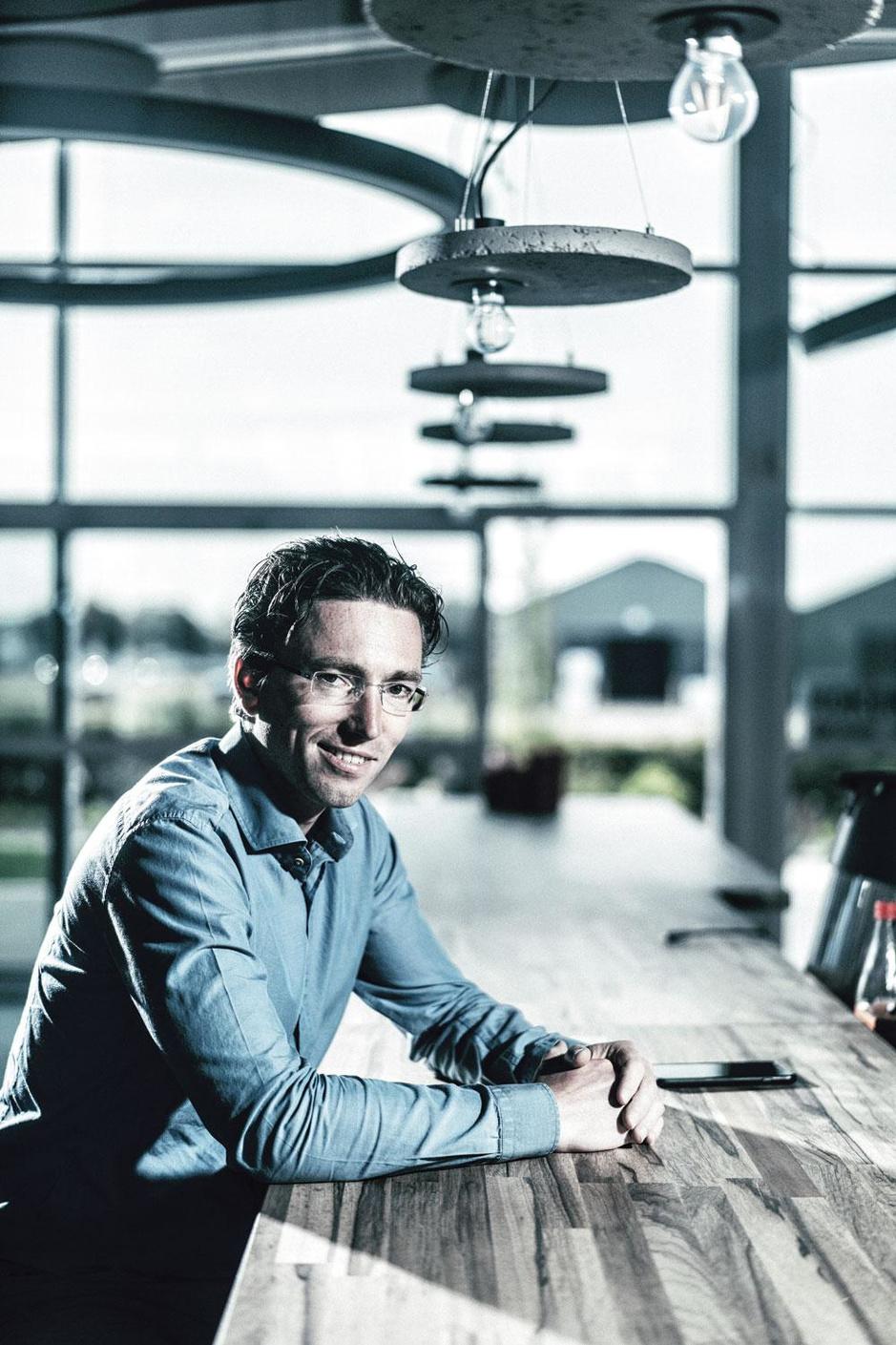 Jonas Dhaenens: 'Mijn probleem is dat ik altijd kansen zie'