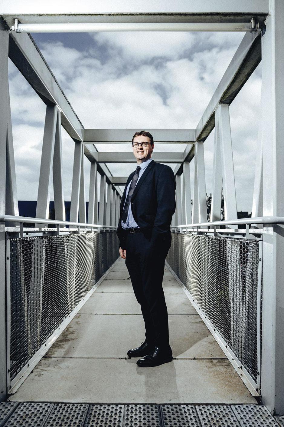 Econoom Jan Van Hove over de Europese economie: 'Schulden worden het nieuwe normaal'