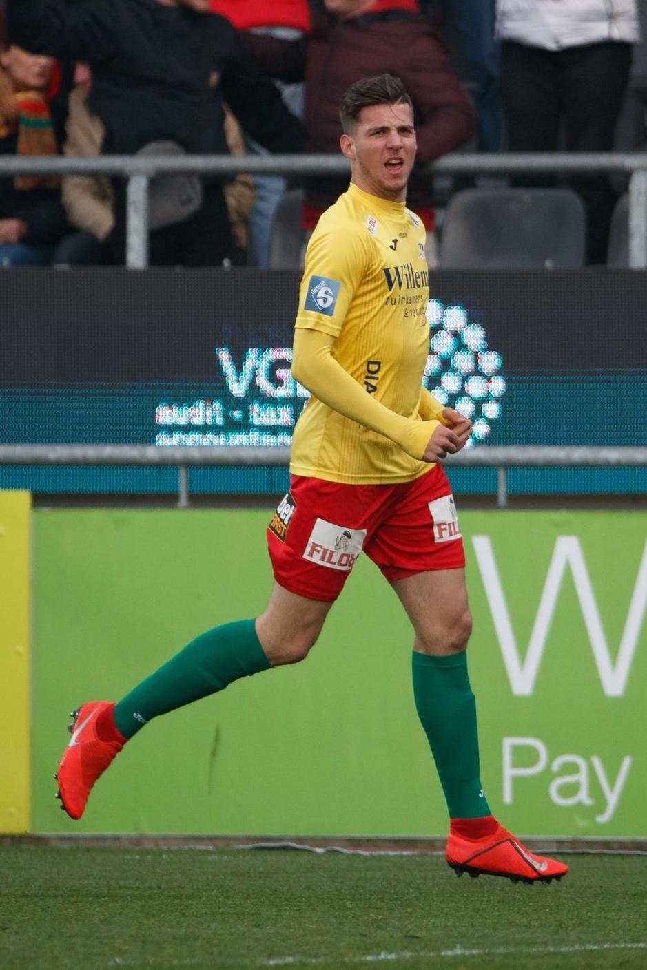 In Beeld: Eerste thuiszege sinds december 2018 voor KV Oostende