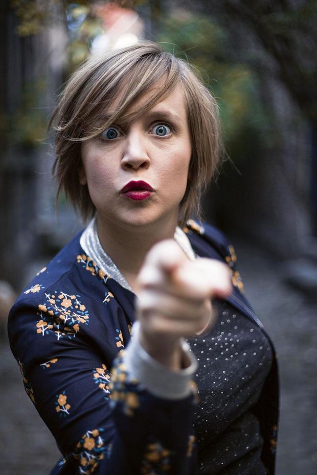 L'humoriste belge Marion Lepomme n'ira pas chez le psy mais se résume en 5 mots