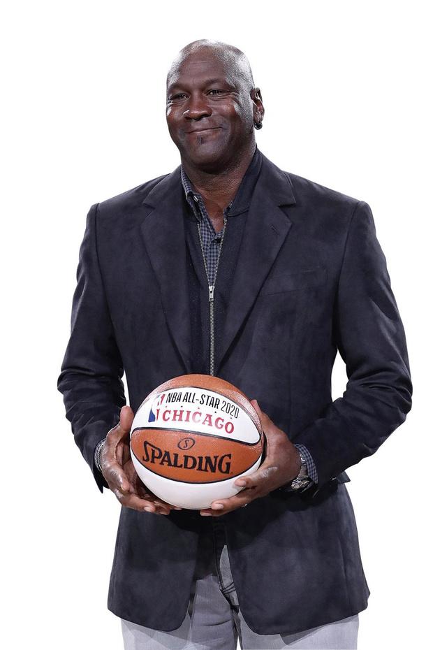 MJ, un retraité prospère