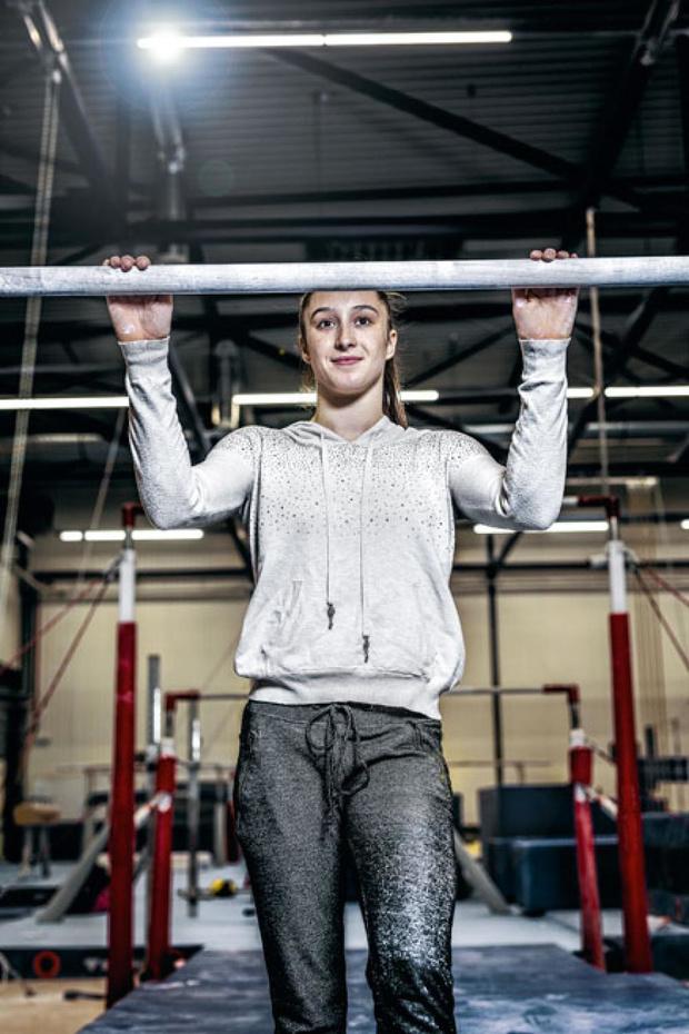 "Nina Derwael: ""On ne devient pas une star en faisant de la gymnastique"""