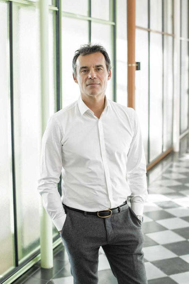 """Marc Fauconnier, Président de l'Association of Communication Companies: """"Il faudrait créer une école des marques"""""""