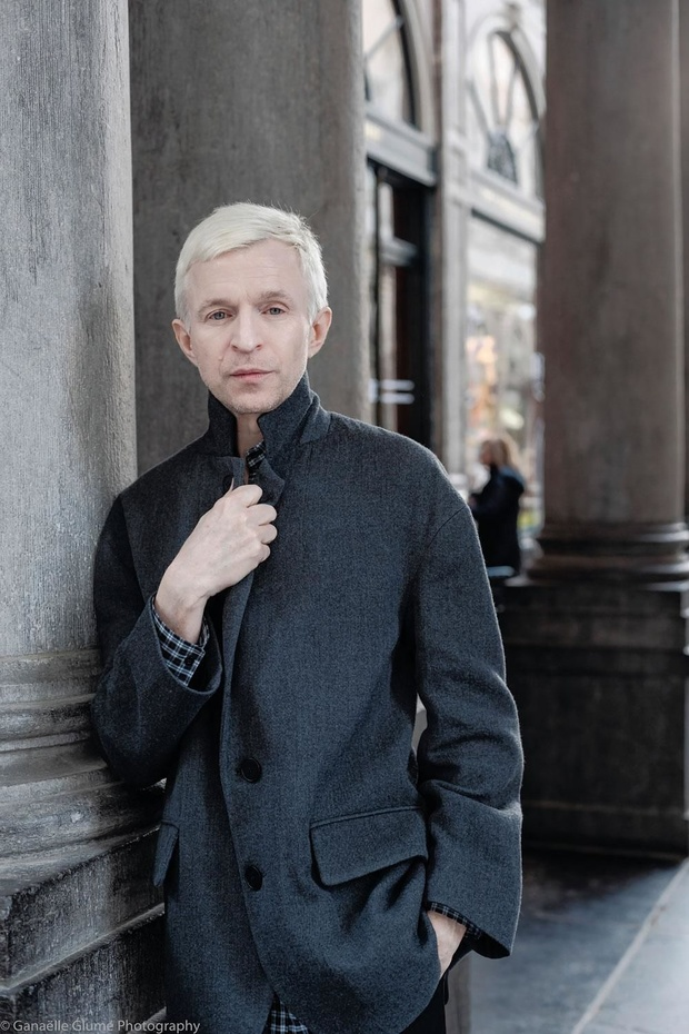 Les hotspots bruxellois du crooner suédois Jay-Jay Johanson