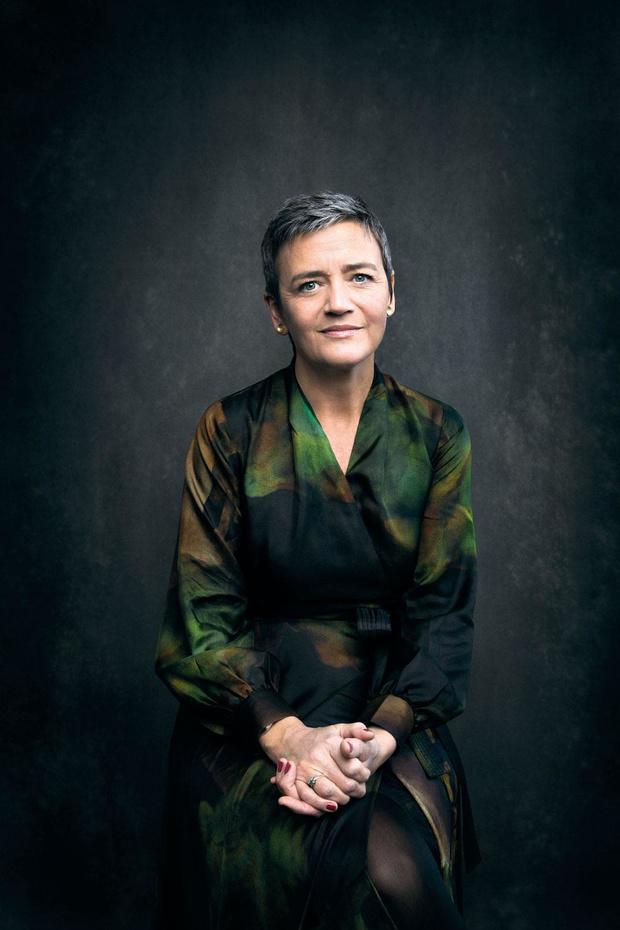 """Pour Margrethe Vestager, commissaire à la concurrence, """"l'Europe est l'endroit le plus prospère du globe """""""