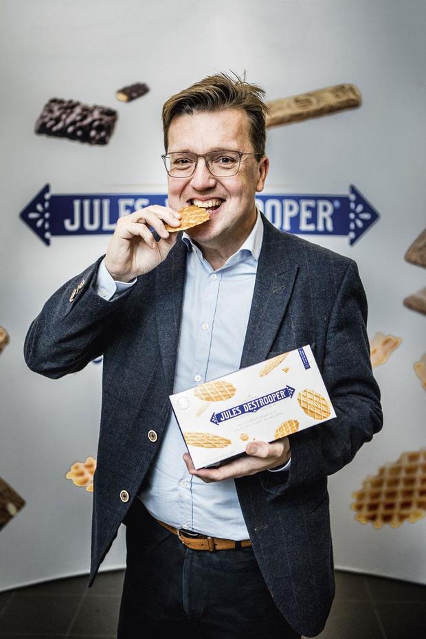 133 jaar oud koekjesmerk Jules Destrooper zoekt een jonger publiek