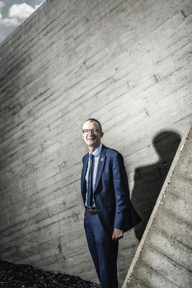 Luc Vandenbulcke (CEO DEME): 'De technologie voor een klimaatbeleid is er, en ze kost geld'