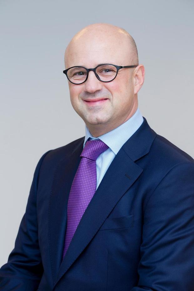 Nieuwe CEO bij Agfa op beslissend moment