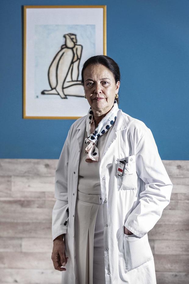 """Martine Picart: """"La première prise en charge détermine l'issue du cancer"""""""