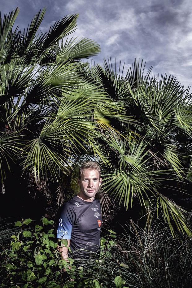 Bart Aernouts voor het WK Ironman: 'Ja, ik ga afzien. Ik kijk ernaar uit'