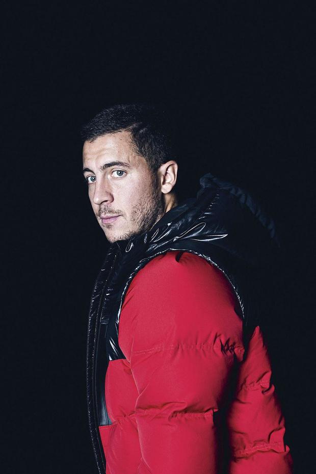 Eden Hazard: 'Ik ben in een andere wereld terechtgekomen'