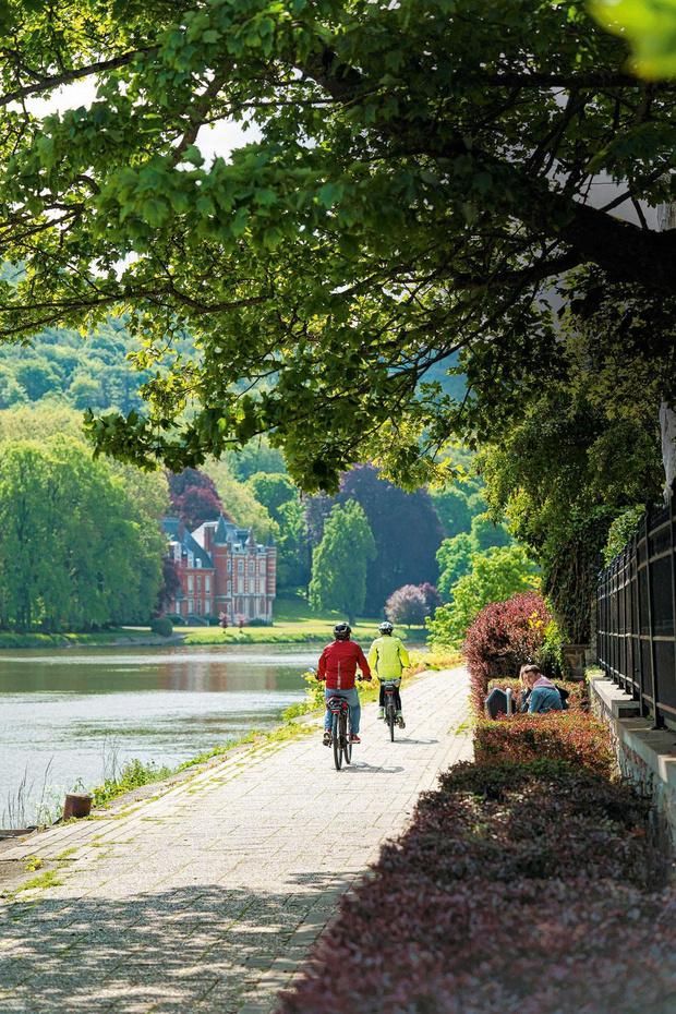 Descendez la Meuse... à vélo!