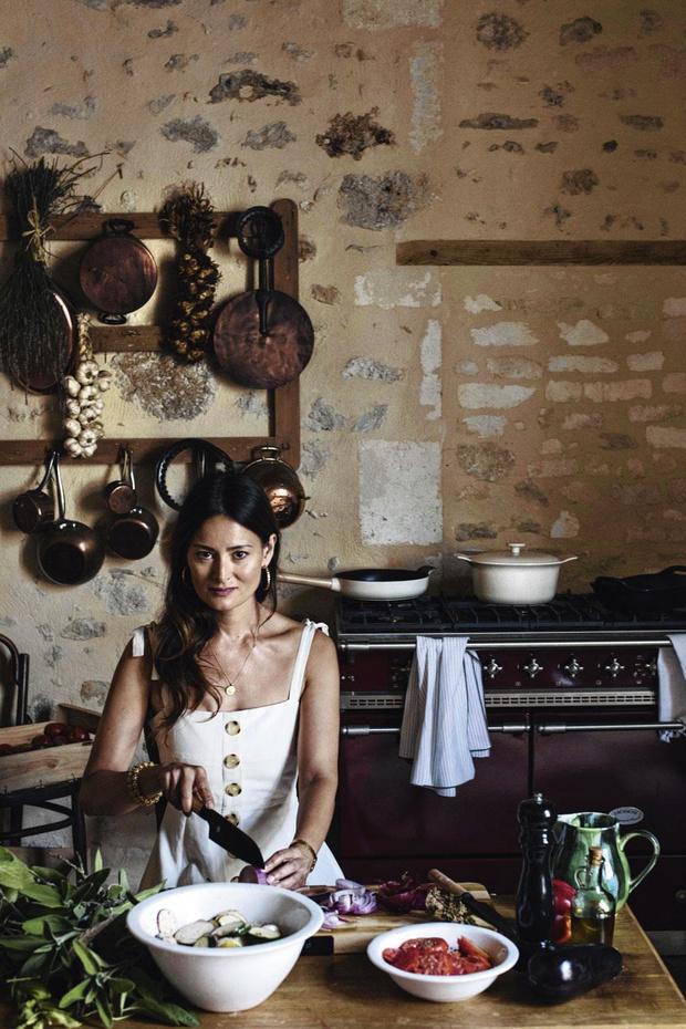 L'influenceuse Mimi Thorisson, égérie de Zara Home