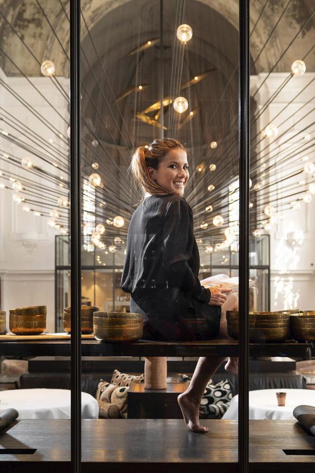 Amélie Vincent, food idéaliste